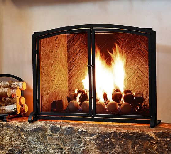 A Word on Fireplaces